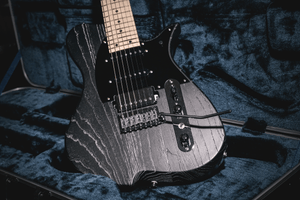 Vola Vasti 7 RV RF Ash Black Matte with Vola Deluxe Gig Bag - SALE 10% OFF