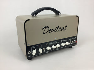 Devilcat Ampifiers - Gussie 317 3W/17W All tube -  Desert Tan + Free Shipping