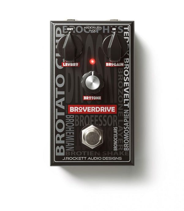 J. Rockett Audio Designs - Broverdrive OD