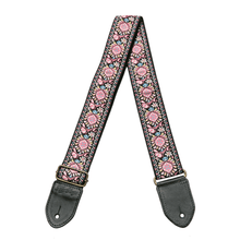 Load image into Gallery viewer, HipStrap Coral Haze Vintage Style Guitar Strap
