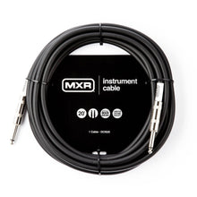 Load image into Gallery viewer, MXR Standard Instrument Cable - 20' Straight/Straight - Tensolo Music Co.