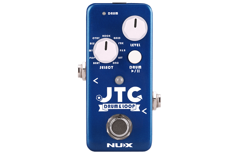 NUX JTC (NDL-2) Drum & Loop Pedal