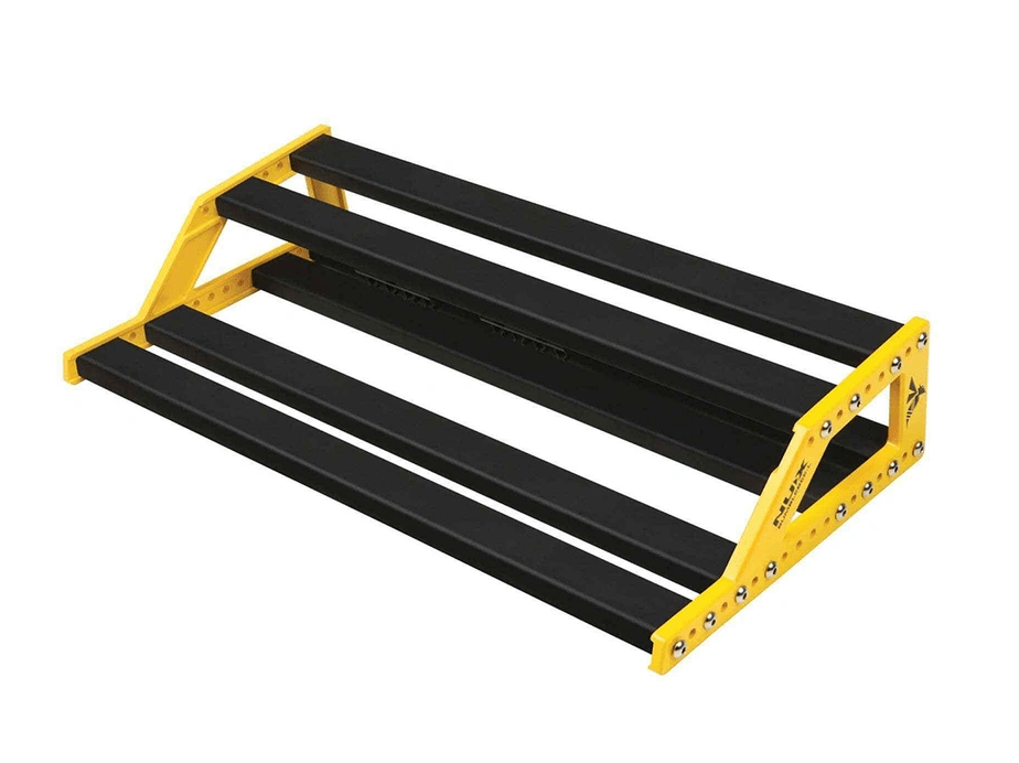 NUX Bumblebee NPB-M (Medium 6 Bar) Pedalboard with Carry Bag