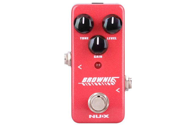NUX Brownie (NDS-2) Distortion Pedal