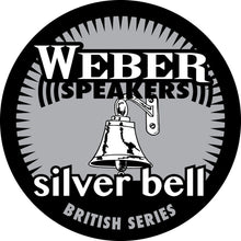 "Load image into Gallery viewer, Weber Speakers - 12"" Ceramic Silver Bell 30W"