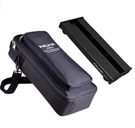 NUX STB-4 Pedalboard with Carry Bag