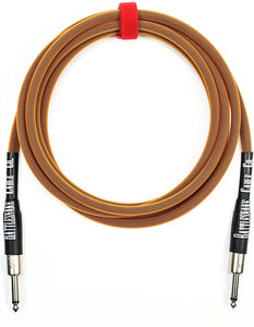 Rattlesnake Cable Co. - 10' Standard Instrument - Straight to Straight Plugs