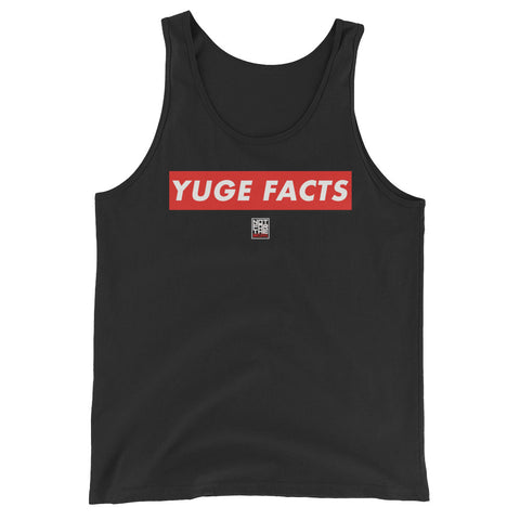 YUGE FACTS TANK - BLACK