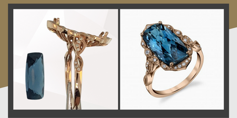 B. Anthony & Company ring restoration and repair services