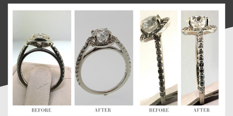 B. Anthony & Co. jewelry repair and restoration services