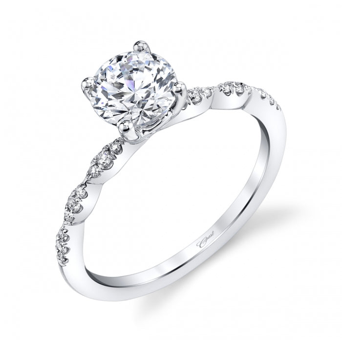 Coast Diamond Engagement Ring LC6101