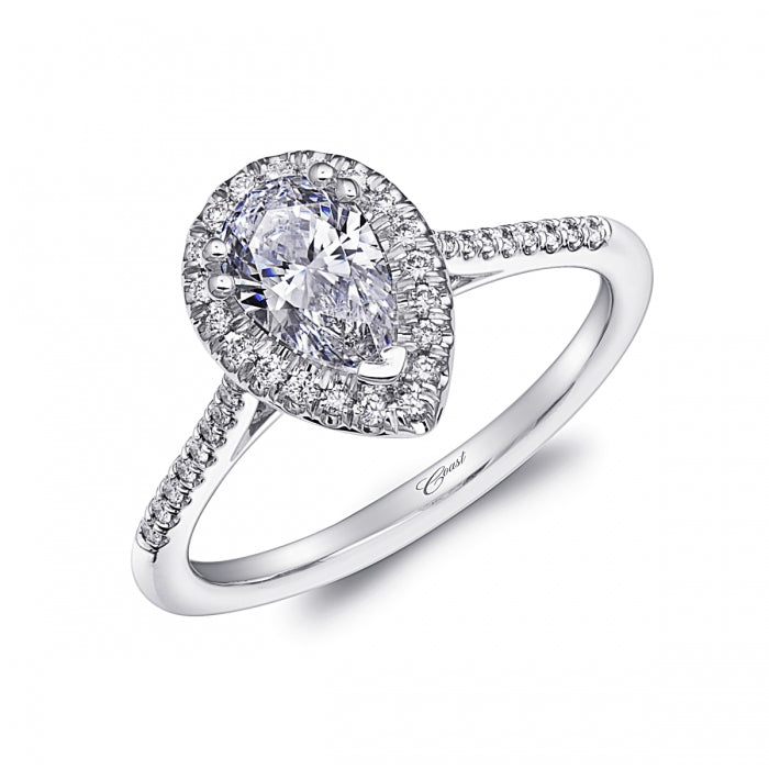 Coast Diamond Engagement Ring LC5410