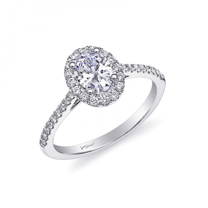 Coast Diamond Engagement Ring LC10233