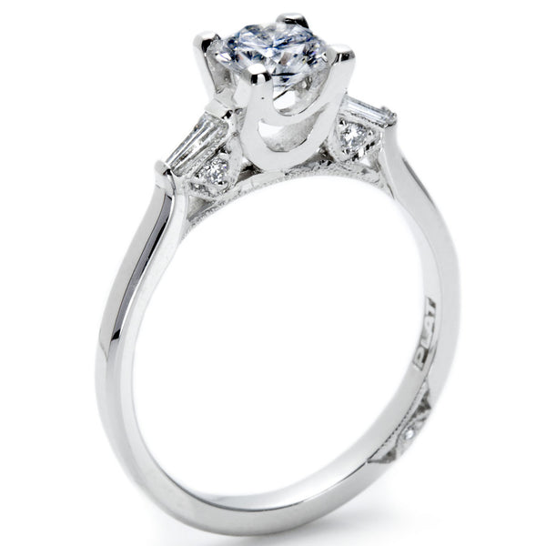 Tacori Engagement Ring 2592 RD 5.5