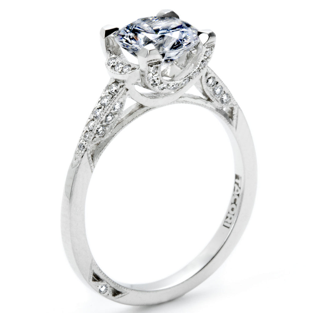Tacori Engagement Ring 2604 RD 7.5