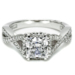 Tacori Engagement Ring 2627 PR SM
