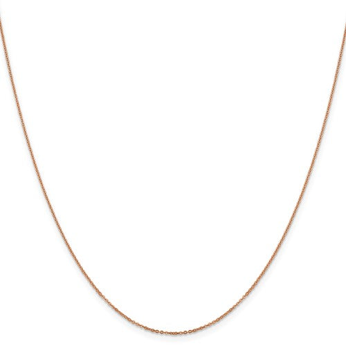 Rose Gold Cable Chain