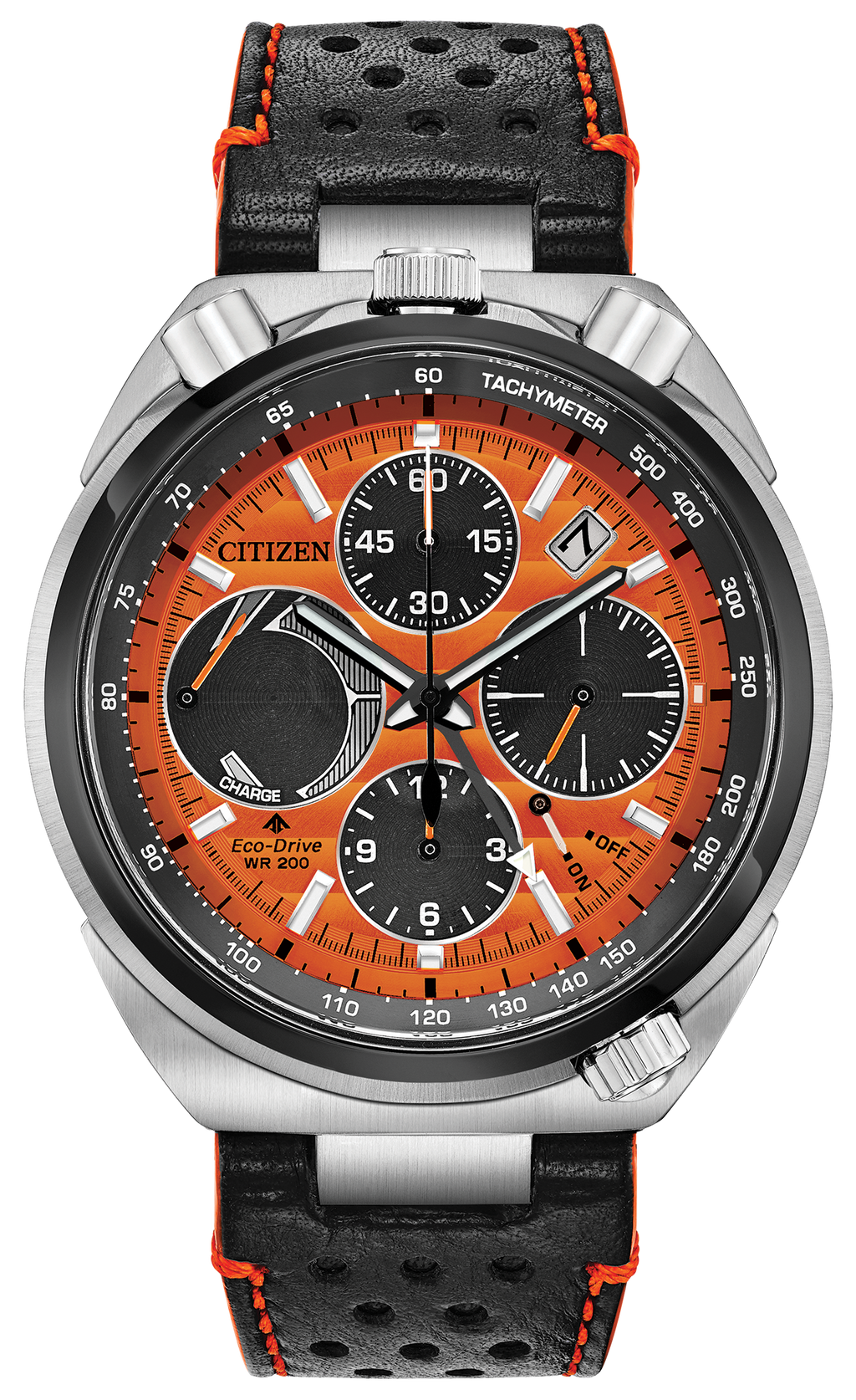 Citizen Promaster Tsuno Chronograph Racer Watch AV0078-04X
