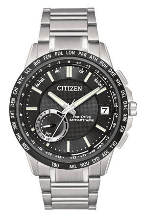 Citizen Satellite Wave World Time CC3005-85E
