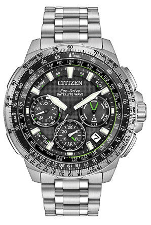 Citizen PROMASTER Navihawk GPS Watch CC9030-51E