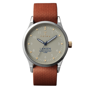 TRIWA Watch - Dawn Lansen with organic leather strap