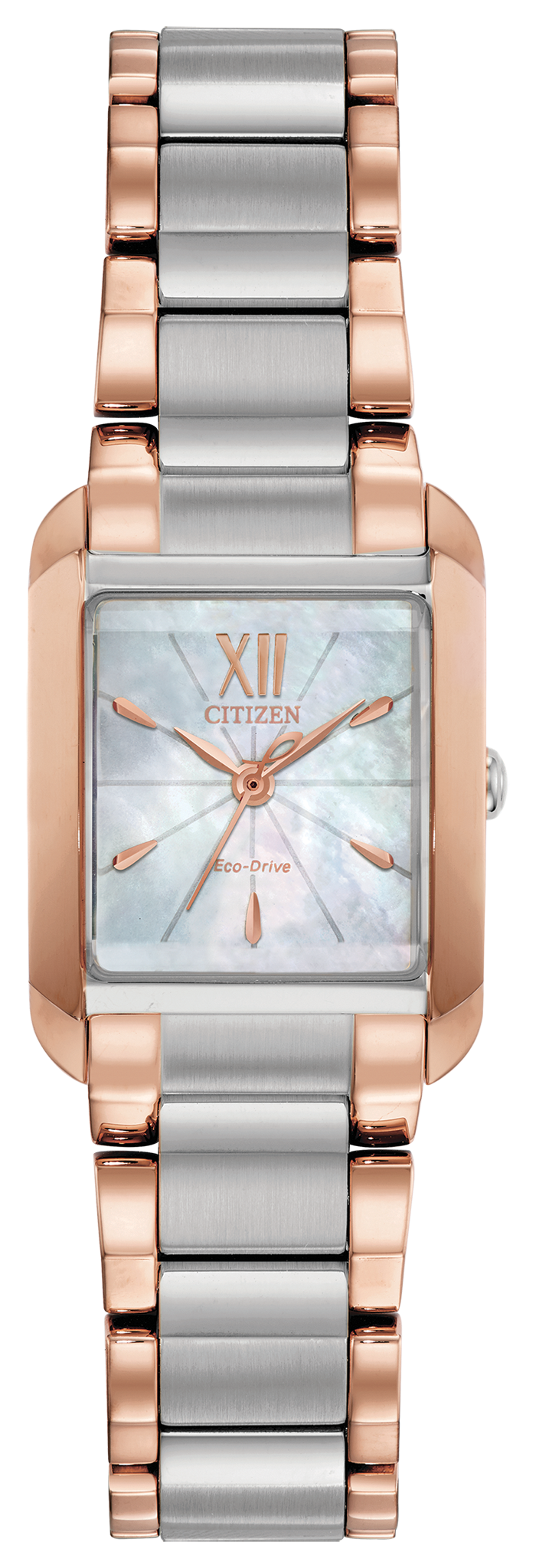 Citizen Bianca Tank Style Watch EW5556-52D