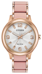 Citizen Pink Drive Watch FE7073-54A