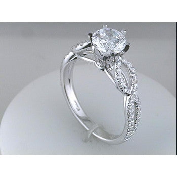 Coast Diamond Engagement Ring LC5240