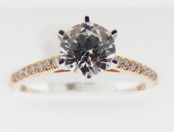 Coast Diamond Engagement Ring LC5386