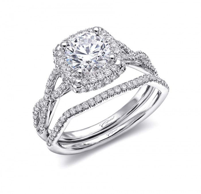 Coast Diamond Engagement Ring LC5457