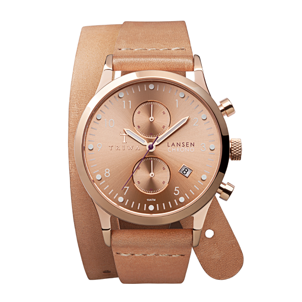 TRIWA Watch - Rose Lansen Chrono
