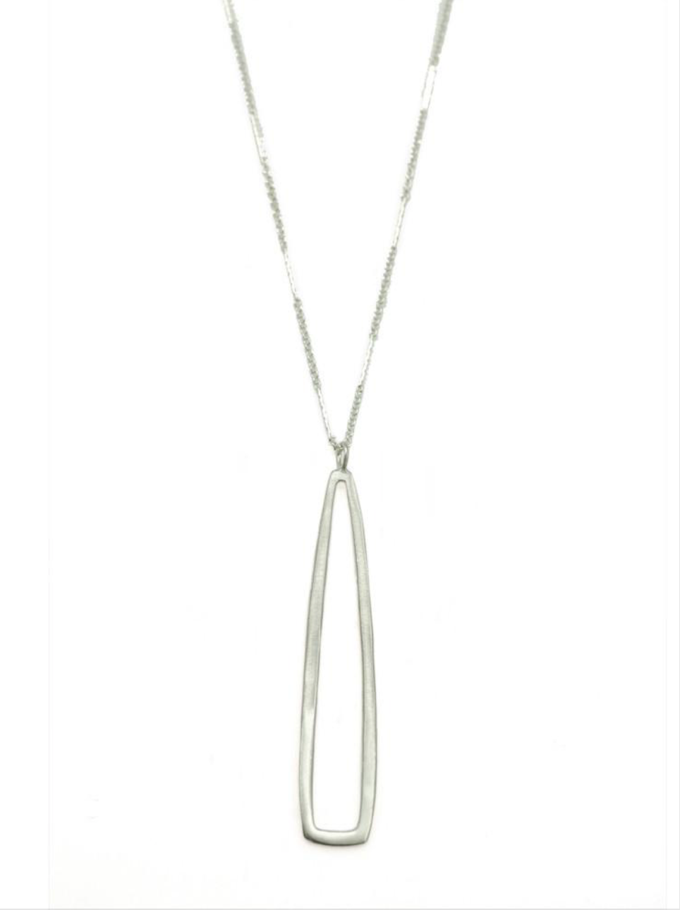 Willow Collection Sterling Silver Necklace