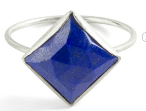 Lapis Spirit Ring