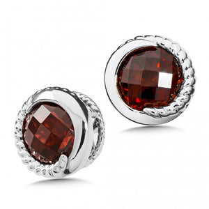 Colores SG Garnet Earrings