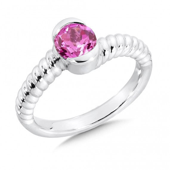 Colores SG Pink Sapphire Ring