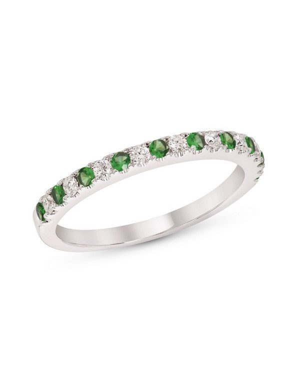 Emerald and Diamond Band