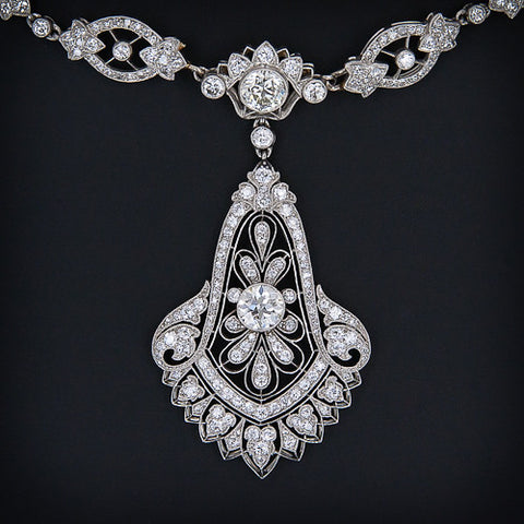 Aesthetic Periods of Jewelry: Art Deco | BMJ Blog