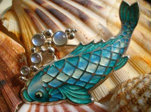 What Is Enamel Jewelry | Barbara Michelle Jacobs Blog