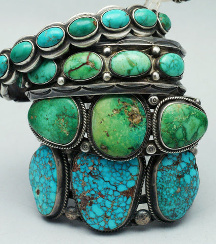 A Brief History of Navajo Turquoise and Silver Jewelry | Barbara Michelle Jacobs