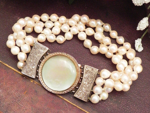 How to Begin Your Own Antique Jewelry Collection | Barbara Michelle Jacobs Blog