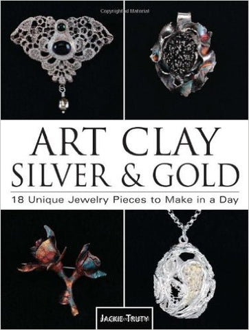 What Is Precious Metal Clay? | Barbara Michelle Jacobs