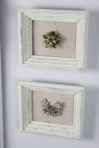 Beautiful Ways to Repurpose Vintage Brooches | Barbara Michelle Jacobs