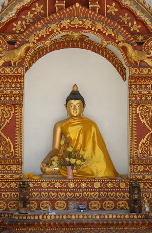 Wat Phra Sing, Chiang Mai, Thailand | Barbara Michelle Jacobs Jewelry