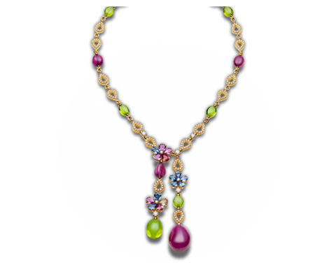 Trend Watch: Gemstone Necklaces | BMJ Blog