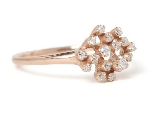 Unconventional Engagement Rings for the Daring Bride-to-Be | BMJ Blog