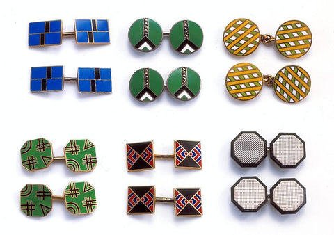 The History of the Cufflink | BMJ Blog