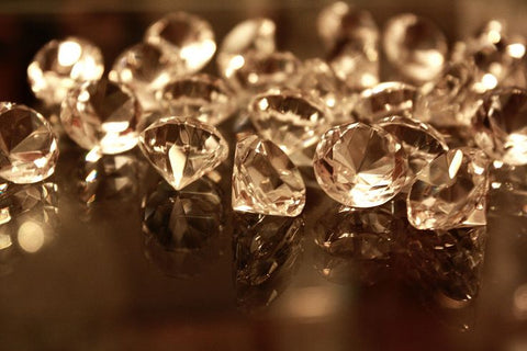 Are diamond particles the next big thing in luxury anti-aging treatments? | Barbara Michelle Jacobs Jewelery Blog