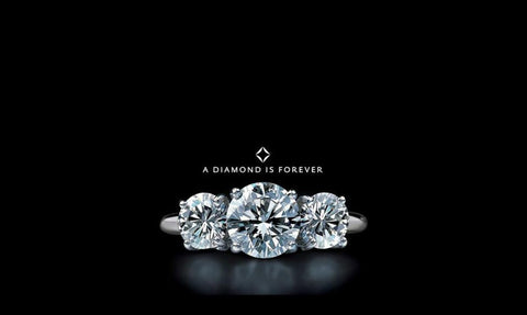 The Fascinating History of Diamond Marketing | Barbara Michelle Jacobs Blog