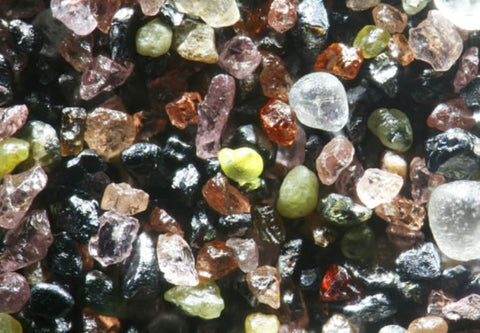 Magnified grains of sand. | BMJ Blog