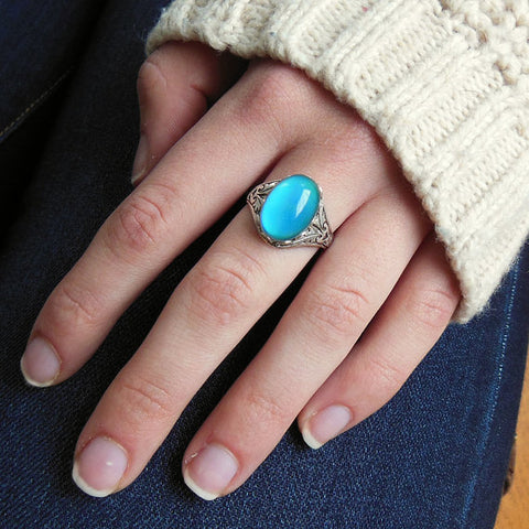 How Do Mood Rings Work?   Barbara Michelle Jacobs Jewelry - photo#46